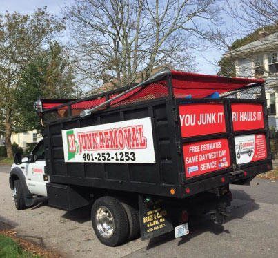 How we do it - RI Junk Removal