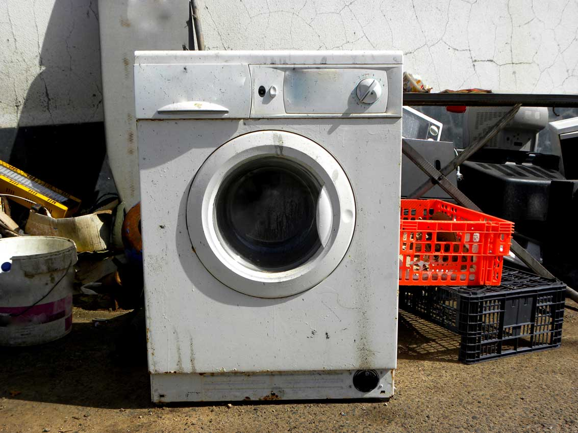 Washer-and-Dryer-Removal