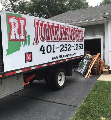 Junk Removal Mattress - RI Junk Removal