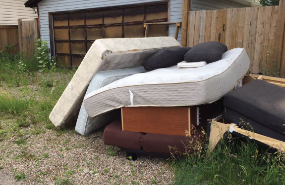 Mattress Removal - RI Junk Removal