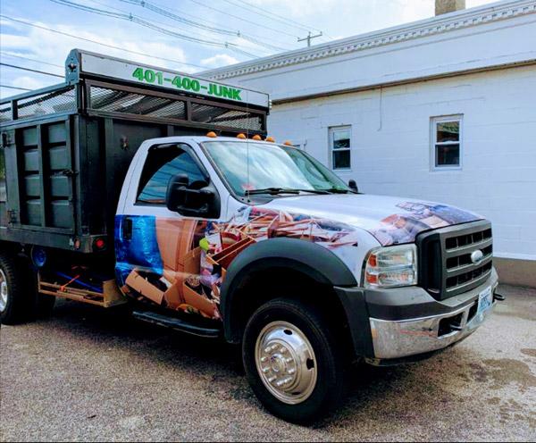 ri-junk-removal-ford-truck